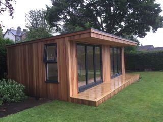Mr Day's Garden Room in Chesterfield