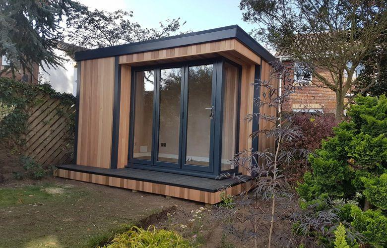 Western Red Cedar And Modern Composites