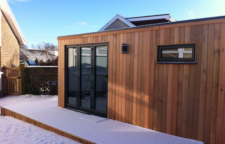 Garden rooms that are useable all year round
