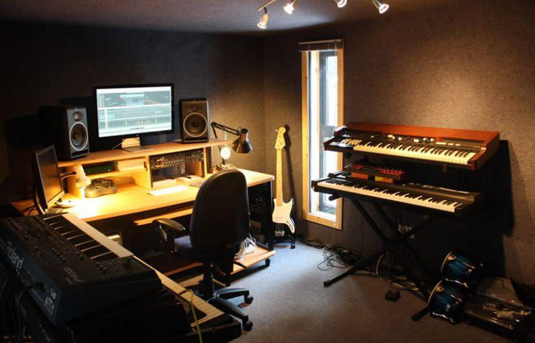 Garden Room Recording Studio